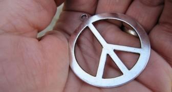 Wie wurde das berühmte Symbol des Friedens geboren?