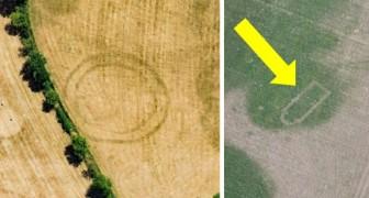 Ondata di caldo in Gran Bretagna: nei campi appaiono incredibili sorprese archeologiche