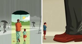 Cet illustrateur dessine les vérités amères que nous n'avons pas le courage de nous avouer