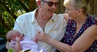 Sich um seine Enkel zu kümmern, verlängert das Leben...und macht die Kinder glücklich