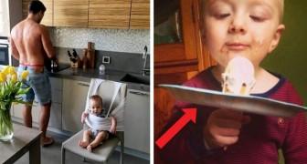 18 solutions ingénieuses que les parents ont trouvées dans un désespoir total.