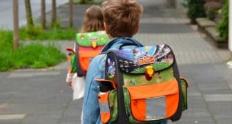 Se tuo figlio ha paura di iniziare la scuola, questi sono i suggerimenti per fargli superare i timori