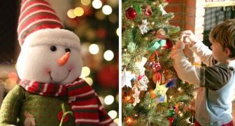 Wer das Haus zu Weihnachten sehr früh schmückt, ist ein fröhlicher und geselliger Mensch: Die Wissenschaft sagt es