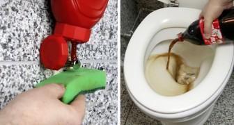 6 huishoudelijke trucs waarmee je elk soort vuil kunt overwinnen