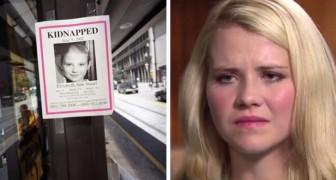 Desde pequeña fue secuestrada por 9 meses: 20 años despues lanza un mensaje a los padres de todo el mundo