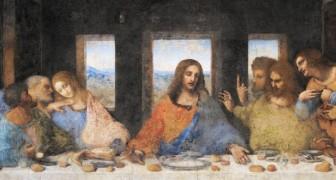Un nouveau mystère au sujet de La Cène : que sont ces joyaux précieux incrustés dans les tuniques des apôtres ?