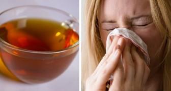 Ecco un rimedio naturale per tosse e raffreddore più potente dello sciroppo
