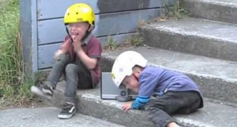 Des phénomènes du BMX, à 4 ans