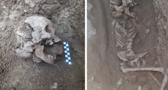 In Italien wurde das Grab eines Kindervampirs aus der Zeit von vor 1550 Jahren entdeckt