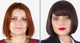 Un conseiller en image aide les gens à trouver leur style... avec des résultats étonnants.