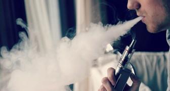 Artsen waarschuwen: Vape sigaretten zijn heel gevaarlijk voor ons lichaam