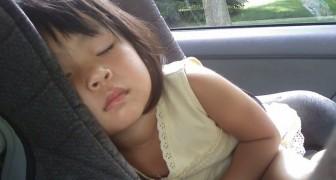 Se você deve cuidar de uma criança, nunca a pegue enquanto está dormindo: esta baby-sitter explica por qual motivo