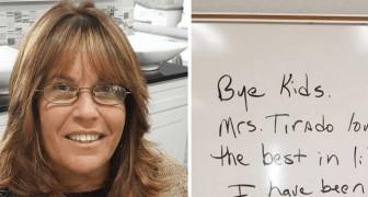 Une enseignante est licenciée pour avoir donné une note trop basse à ses élèves : son histoire scandalise des milliers de personnes.