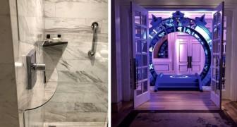 15 hotel che hanno saputo stupire i loro ospiti con delle dotazioni fuori dal comune