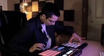 Favoloso remix con le suonerie dell'Iphone