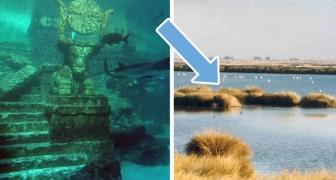Dei ricercatori britannici sostengono di aver trovato Atlantide; si troverebbe in Spagna