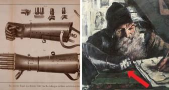 Il cavaliere tedesco che sopravvisse a 50 anni di guerre con un braccio meccanico