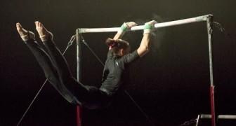 Una fantastica exhibicion de los mejores gimnastas del mundo que con su talento te dejaran fascinado!