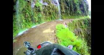Uma viagem de moto como experiência de vida