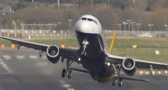 Despegues y aterrizajes que les haran pasar las ganas de volar.