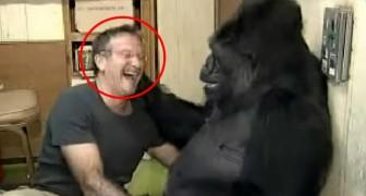 Robin Williams alle prese con l'incontro più stimolante e affascinante che un uomo possa vivere