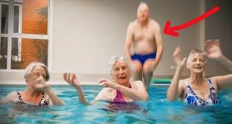 Quien ha dicho que en los geriatricos se descansa y basta?