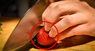 Can I really do this with a strawberry?