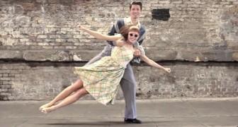 Um vídeo espetacular que percorre 100 anos de estilo, música e moda