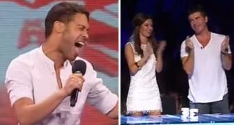 Selon les jurés, il s'agit de la meilleure audition de X Factor UK de tous les temps