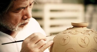Disfruten el encantable proceso de creacion de estos maestros artesanos