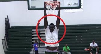 L'INVINCIBLE joueur de basket que tout le monde voudrait dans son équipe