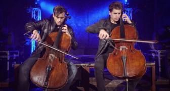 Iedereen verwacht een concert van klassieke muziek, maar dan VERANDERD de muziek!