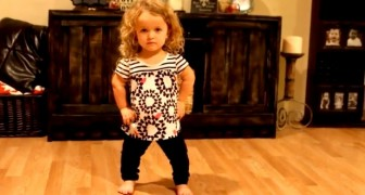 It may seem just a little cute girl dancing, but her mom's message is VERY IMPORTANT!