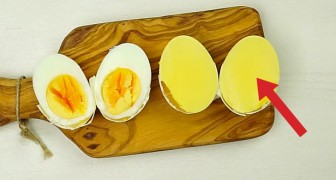 At your next dinner party, AMAZE everyone with these UNIQUE boiled eggs !