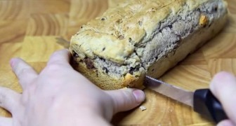 Quand vous verrez comment est fait ce pain, vous n'en croirez pas vos yeux!