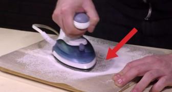 6 annorlunda sätt att använda salt på. Den här videon kommer att underlätta din vardag!