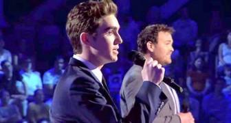 2 voix masculines spectaculaires s'affrontent: quelle est votre préférée?