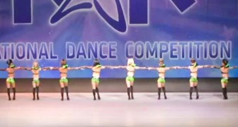 After only a few seconds, you'll fall in love with these young dancers