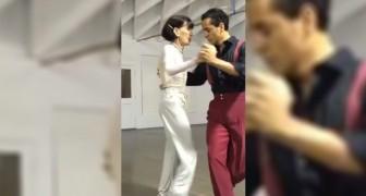 Diese Frau ist 92 Jahre alt, aber wenn sie zu tanzen beginnt, werdet ihr sprachlos sein