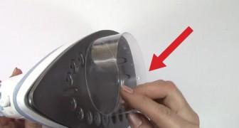 Een plastic fles en een strijkijzer: simpele middelen voor een verbluffend resultaat!