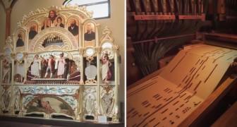 Dit instrument is 110 jaar oud: het nummer van Queen dat er op wordt gespeeld is waanzinnig!