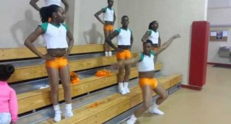 Cheerleaders versione maschile