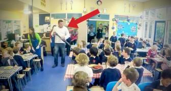 Een Italiaanse chef komt de eetzaal binnenwandelen: wat er daarna gebeurt is EPISCH!