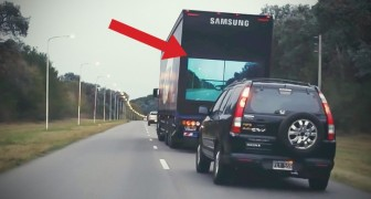 This is not the usual truck: here's how it will REVOLUTIONIZE road safety !
