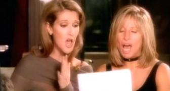 Hace 18 años, estas 2 star de la musica han registrado este dúo: el resultado fue maravilloso!