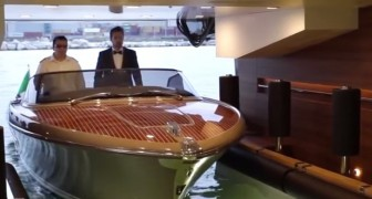 This is one of the most luxurious yachts in the world: what you're about to see is beyond imagination !