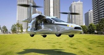 The FLYING car is about to become reality: here's what this company from the U.S. is planning
