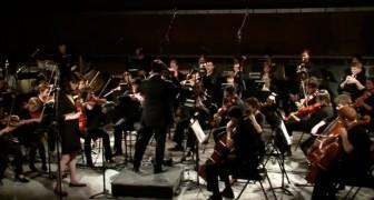 Una entera orquesta toca Bohemian Rhapsody de Queen: el resultado es de un nivel excepcional