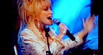 Een beroemde countryzangeres zingt Stairway To Heaven: betoverend