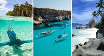 Voici les 18 plages avec l'eau la plus limpide du monde: préparez-vous à rêver les yeux ouverts